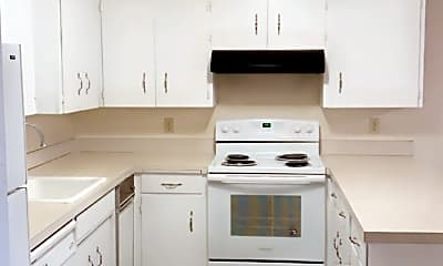 Kitchen, 407 La Villa Dr, 0