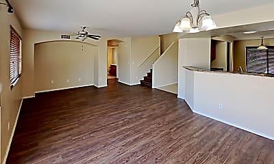 Living Room, 9836 W Heber, 1