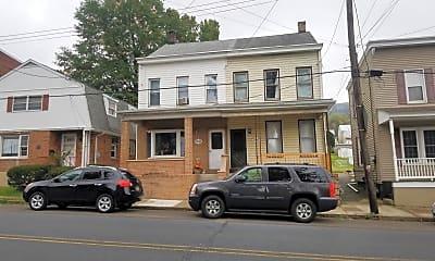 Building, 2047 W Market St, 0