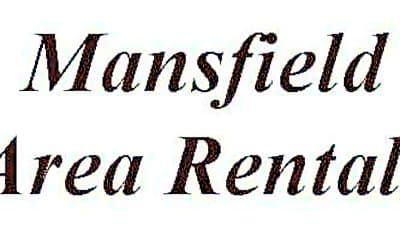 Community Signage, Mansfield Area Rentals, 2