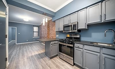 Kitchen, 263 1st St 3R, 0