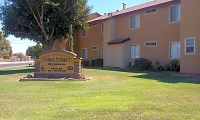 Salton Village I & II, 1
