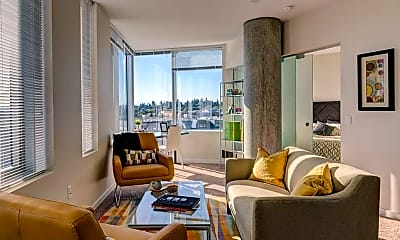 Living Room, Soma Towers, 2