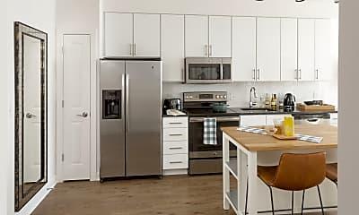 Kitchen, The Bixby, 0