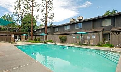 Pool, El Rio Apartment Homes, 0