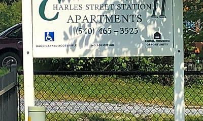 Charles Street Apartments, 1