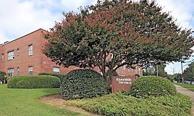 Building, Riverside Terrace, 1