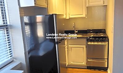 Kitchen, 1140 N LaSalle Dr, 0
