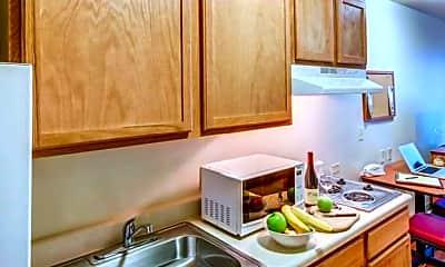 WoodSprings Suites Colorado Springs, 1