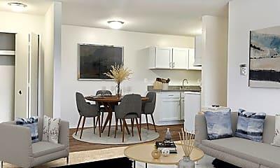 Kensington Park Apartments, 1