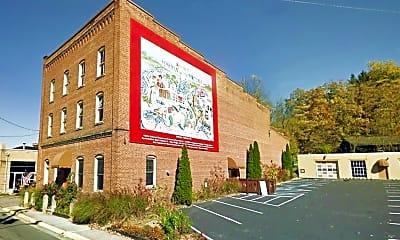 Community Signage, 107 Pendleton St, 0