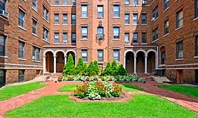 Courtyard, Overbrook Gardens, 0