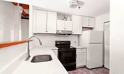 Kitchen, 33 Sleeper Street, 1