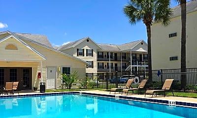 Pool, Polo Run Apartments, 0