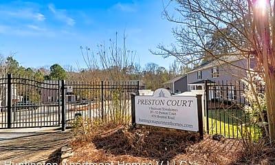 Community Signage, 20 Preston Ct, 2
