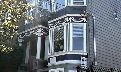 Building, 133 Baker St, 1
