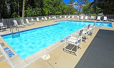 Pool, Oakview Square Apartments, 2