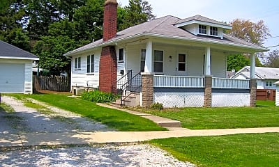 Building, 1005 S Prairie St, 1
