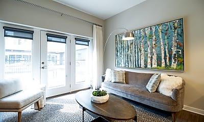 Living Room, The Penny at Jackson Ward, 1