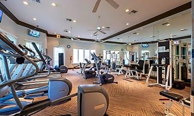 Fitness Weight Room, 3122 Buffalo Speedway, 2