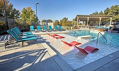 Pool, University Club, 1
