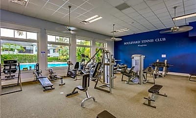 Fitness Weight Room, 4350 Doubles Alley Dr 204, 2