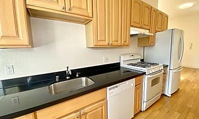Kitchen, 963 Oak St, 1