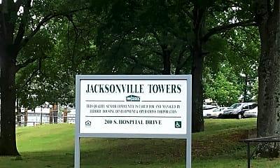 Jacksonville Towers, 1