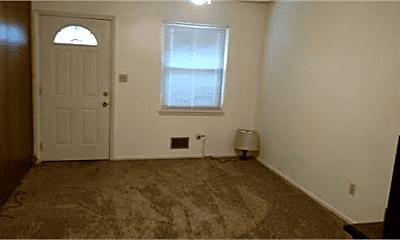 Bedroom, 10401 Evans St, 1