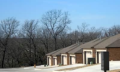 Building, 1405 N Monte Vista St, 1