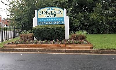 Sinclair Gate, 1