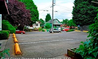 Community Signage, 3309 SE 13th Ave, 2