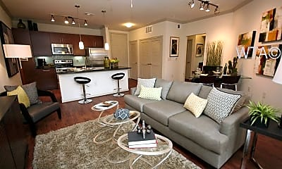Living Room, 1333 South Shore District, 0