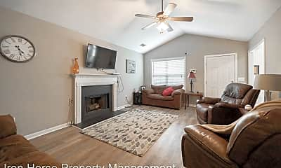 Living Room, 141 Birch Valley Dr, 1