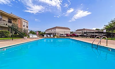 Pool, Westcliff Apartments, 1