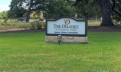 THE DELANEY AT GEORGETOWN VILLAGE, 1