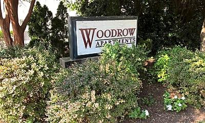 Woodrow Apartments, 1