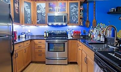 Kitchen, 244 South Reynolds Street, Unit 301, 1