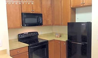 Kitchen, 630 Calvert St #211, 2