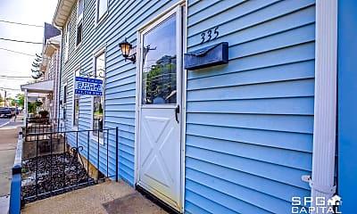 Patio / Deck, 335 E Orange St, 2