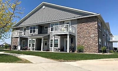 Building, 3820 Tiverton Ct., 1