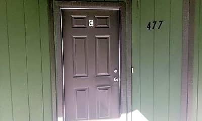 Bedroom, 477 Mono St, 1