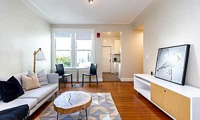 Living Room, 2732 Sacramento St, 1