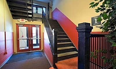 Foyer, Entryway, Locust Street Loft Apartments, 1