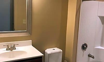 Bathroom, 56 Stamford St, 2