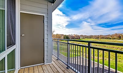 Patio / Deck, The Reserve at Greenfield, 2