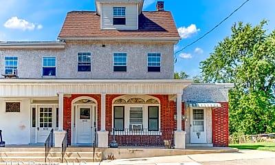 Building, 605 E Howard St, 0