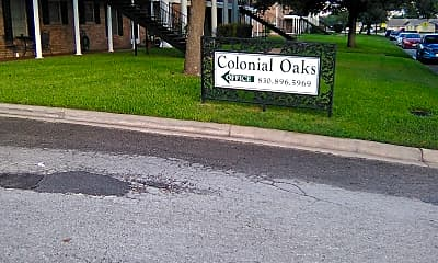 Colonial Oaks, 1