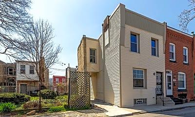 Building, 2508 Stewart St, 2