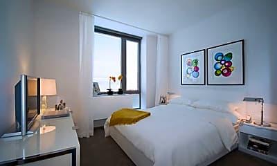 Bedroom, 445 W 37th St, 1